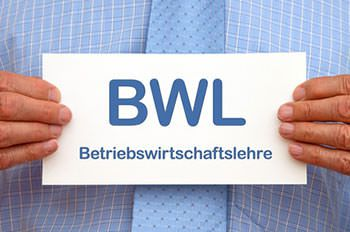 Fernstudium BWL